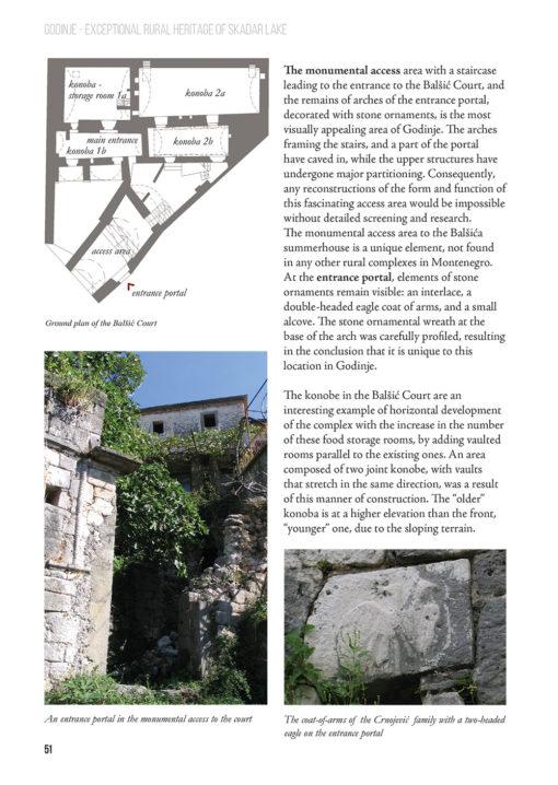 Godinje – Exceptional Rural Heritage of Skadar Lake