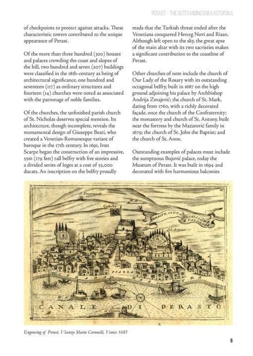Perast – The Outstanding Boka Kotorska