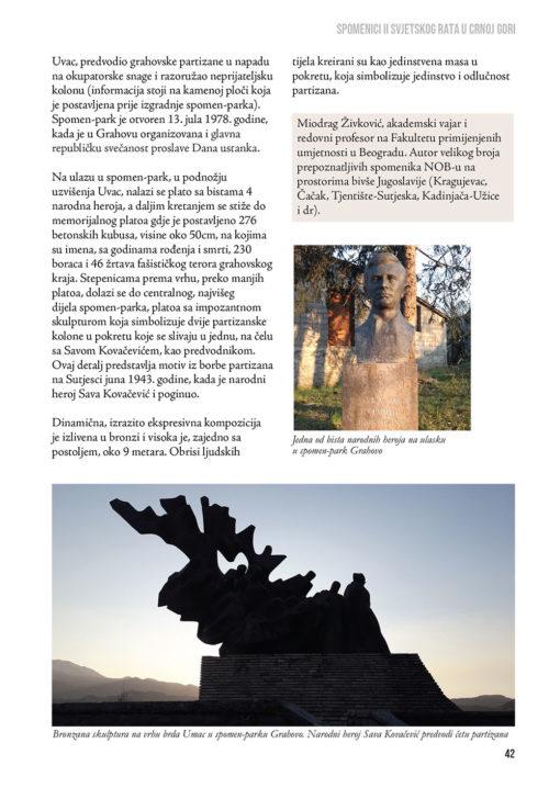 Spomenici II svjetskog rata